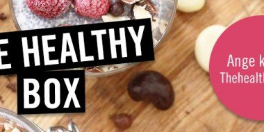 TIDNINGSKUNGEN 15% RABATT TILL THE HEALTHY BOX'ARE!